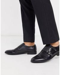 ASOS Monk Shoes - Black