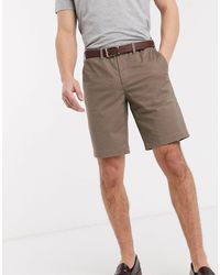 Ted Baker Chino Shorts - Multicolour