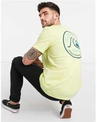 Quiksilver Close Call T-shirt - Multicolor