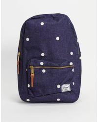 Herschel Supply Co. Herschel Backpack - Blue
