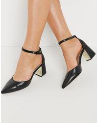 ALDO Gryma Block Heeled Shoe - Black