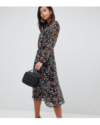 Y.A.S - Tippa Animal Print Dress - Lyst