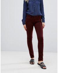 Pepe Jeans | New Brooke Skinny Jeans | Lyst