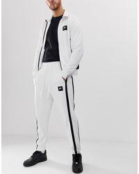 Nike – Air – e Jogginghose - Weiß