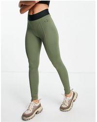 Reebok X Cardi B High Waisted leggings - Green