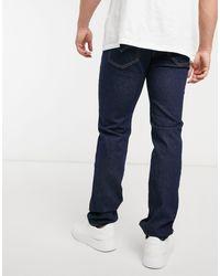 Levi's – 511 – Schmale Jeans mit Chain Rinse-Waschung - Blau