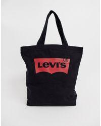 Levi's Levis Batwing Tote Bag - Black