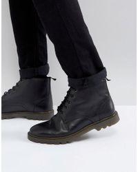 KG by Kurt Geiger - Kg By Kurt Geiger Lace Up Boots - Lyst