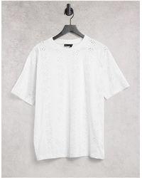 ASOS Oversized T-shirt - White