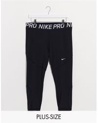 Nike Plus Size - Nero