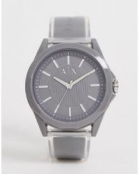3d046f710516 Armani Exchange - Reloj de 44 mm AX2629 Drexler de - Lyst