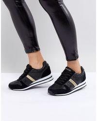Versace Jeans Couture Кроссовки -черный