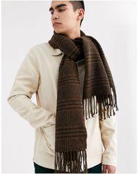 ASOS Blanket Scarf - Brown