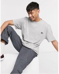 Dickies Porterdale - T-shirt grigia - Grigio