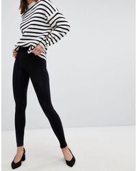 River Island High Waist leggings - Black