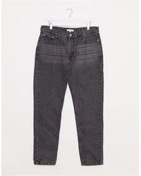 Bellfield Tapered Jeans - Black