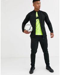 PUMA Voetbal - Trainingspak - Zwart