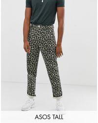 ASOS Tall Fatigue Pants - Multicolor