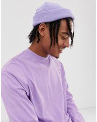 ASOS Mini bonnet style pêcheur - Violet
