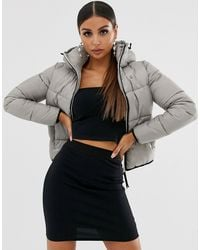 G-Star RAW - Padded Jacket With Hood - Lyst