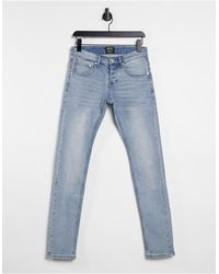 Wesc Alessandro Skinny Fit Denim - Blue