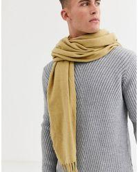 ASOS Woven Blanket Scarf - Multicolour
