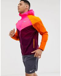 Nike – Windrunner – Windjacke, mehrfarbig