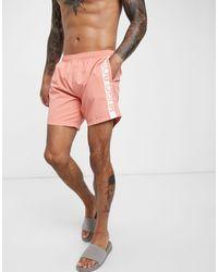BOSS by Hugo Boss Розовые Шорты Для Плавания Bodywear-розовый