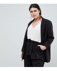 ASOS - Asos Design Curve Mix & Match Tailored Blazer - Lyst