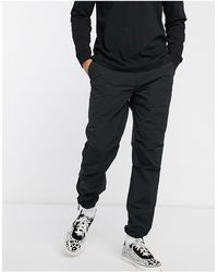 TOPMAN Ltd Utility joggers - Black
