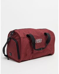Skechers Medium Weekendtas - Rood
