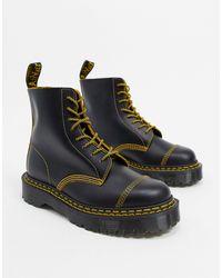 Dr. Martens - Черные Ботинки С Двойными Швами 1460 Pascal Bex-черный - Lyst
