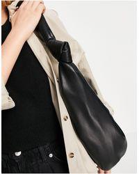 Call It Spring By Aldo Corenia Soft Slouch Tote Bag - Black