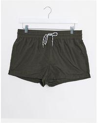 ASOS Swim Shorts - Green