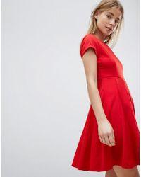Louche - Skater Dress - Lyst