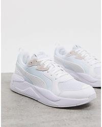 PUMA Zapatillas blancas X-Ray - Blanco