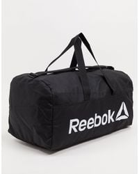 Reebok Gym Holdall Pack With Bottle And Towel - Black