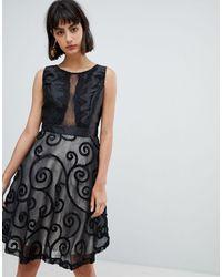 Amy Lynn Vestido - Negro