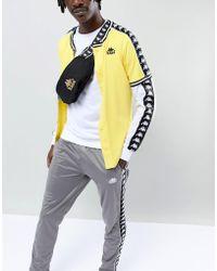 Kappa Banane avec bande logo - Noir