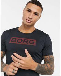 Björn Borg Performance T-shirt-black