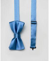 Ben Sherman - Bow Tie & Lapel Pin Set - Lyst