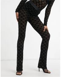 Juicy Couture Pantalones negros