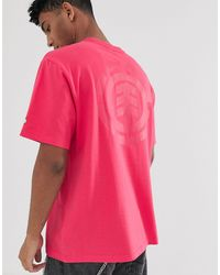 Element Primo Icon T-shirt - Pink
