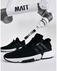 e61b1d3d2 Lyst - adidas Originals Asymmetrical Zx Flux Trainers Aq3166 for Men
