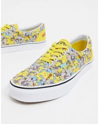 Vans Кроссовки X The Simpsons Itchy And Scratchy Era-мульти - Многоцветный