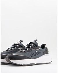 Ellesse Massello Chunky Sneakers - Black