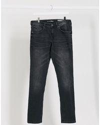 Tom Tailor – Enge Stretch-Jeans - Schwarz