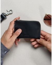 Sandqvist - Penny Wallet In Leather - Lyst