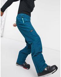 Planks Feel Good Pants - Blue