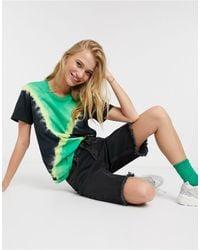 Polo Ralph Lauren T-shirt tie-dye nera - Nero